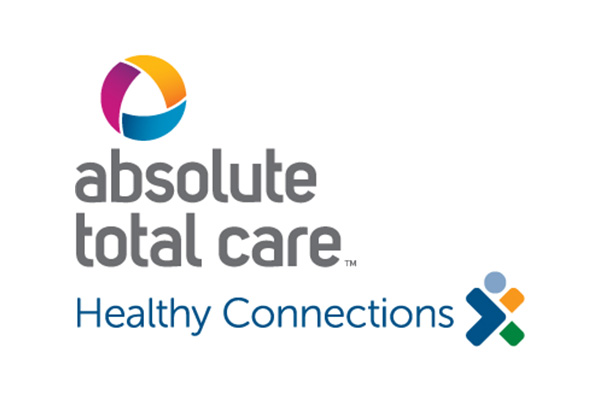 Logo for Absolute Total Care Healthy Connections Medicaid, a healthcare program of Centene Corporation