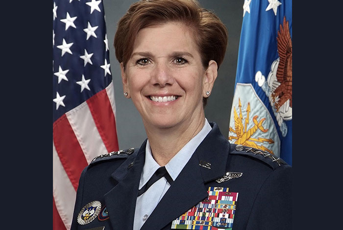General Lori Robinson Headshot