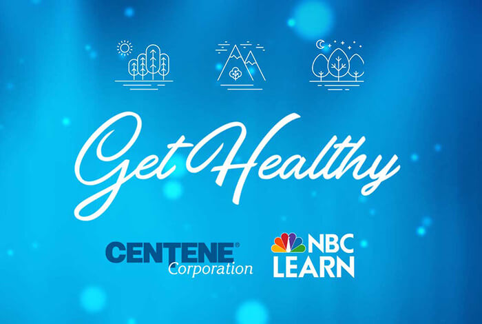 "Centene Launches ""Get Healthy"" Video Series in Partnership with NBC Learn"