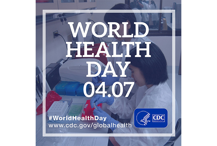 World Health Day April 7, 2021