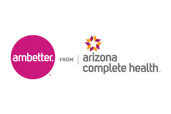 Logo of Ambetter from Arizona Complete Health a healthcare program of Centene Corporation