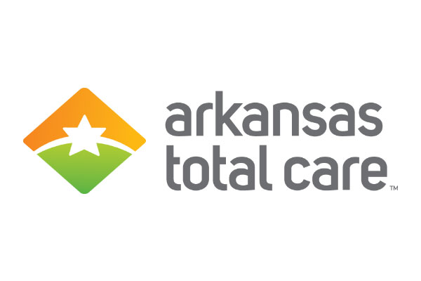 Logo of Arkansas Total Care a healthcare program of Centene Corporation