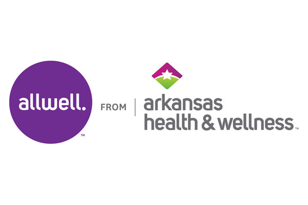 Logo of Allwell from Arkansas Total Care a healthcare program of Centene Corporation