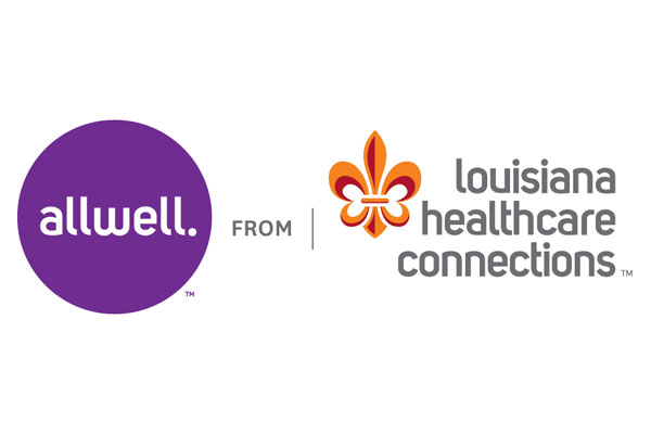 Allwell from Louisiana Healthcare Connections logo