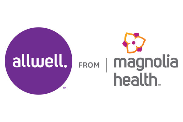 allwell and magnolia health logo