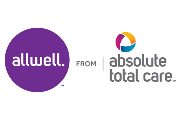 allwell and absolute total care logos
