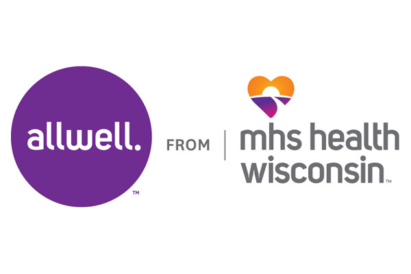 allwell and mhs health Wisconsin logo