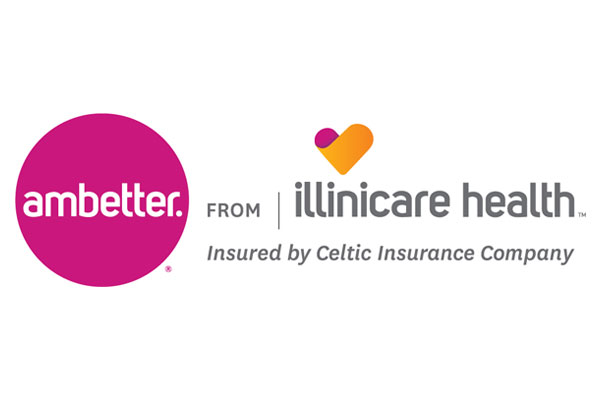 Logo of Ambetter Insured by Celtic a healthcare program of Centene Corporation