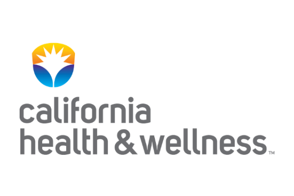 Logo of California Health & Wellness a healthcare program of Centene Corporation