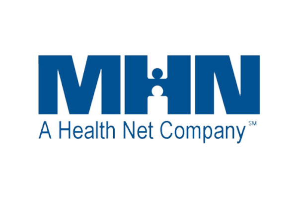 Logo of MHN a healthcare program of Centene Corporation