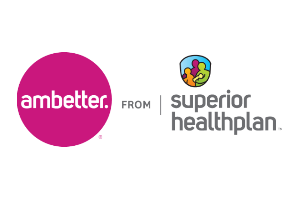 ambetter and superior healthplan logos