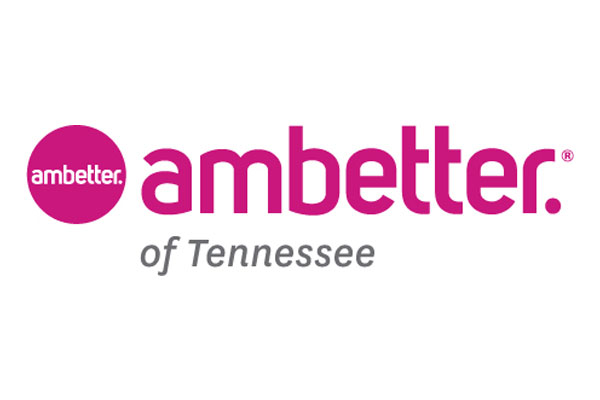 Logo for Ambetter of Tennessee, a healthcare program of Centene Corporation
