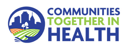communities together in health logo